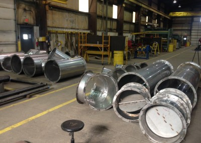 Misc. Pipe & Skid Fabrication