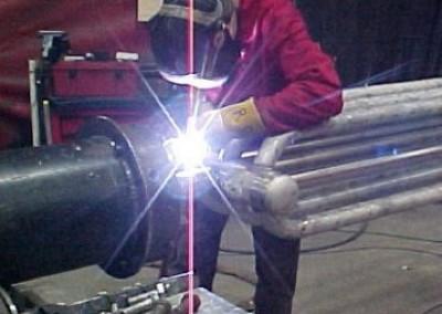 Reactor Vessel Internal Heating Coils