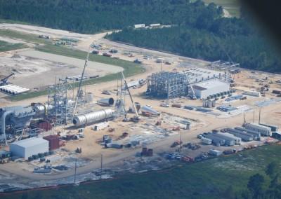 Construction of Wood Pellet Mill