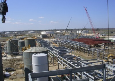 Turnkey Plant Construction