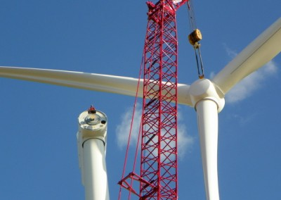 Cimarron I Wind Farm