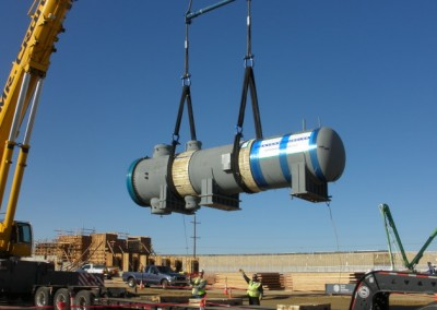 Mojave Solar Project – Steam Generator