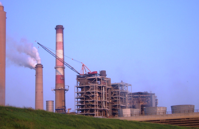 HMPL Boiler Furnace Rebuild